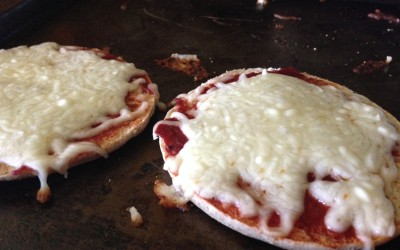 Skinny Mini Pizzas!!